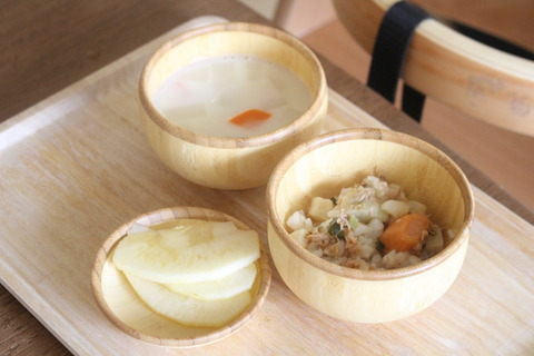 万能!3種の根菜煮 (8)