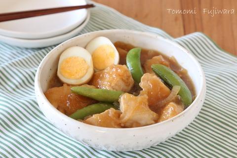 鶏むね肉のさっぱり煮 (4)n
