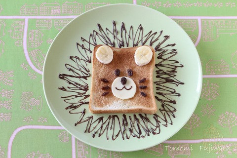 お絵かき食パン (1)N