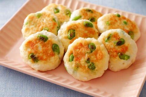 豆腐とはんぺんのもちふわ焼き (5)