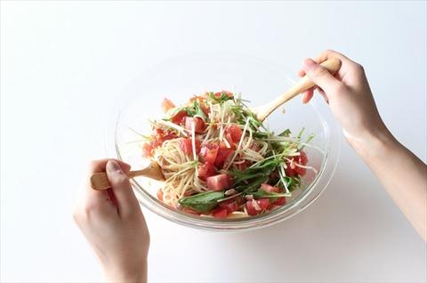 トマトとツナの冷製パスタ (4)_R