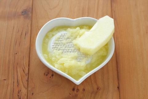 離乳食 りんごの切り方 (1)_R
