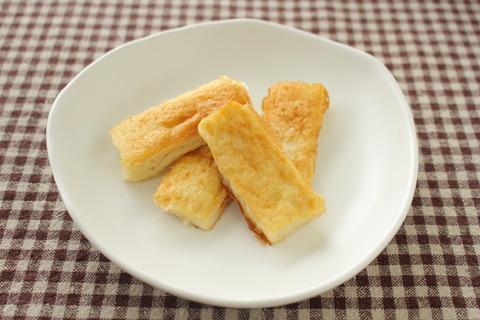 きなこと豆乳のフレンチトースト (1)