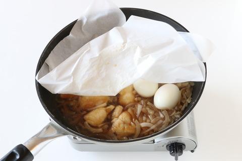 鶏むね肉のさっぱり煮 (13)