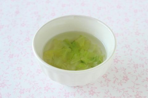 白菜と大根のスープ (2)
