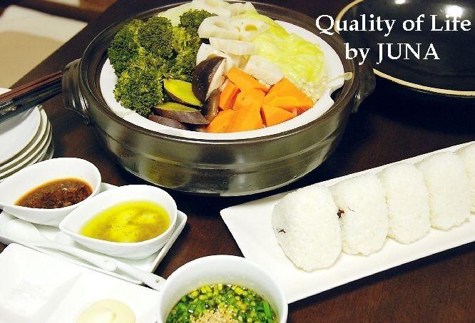 野菜蒸し鍋