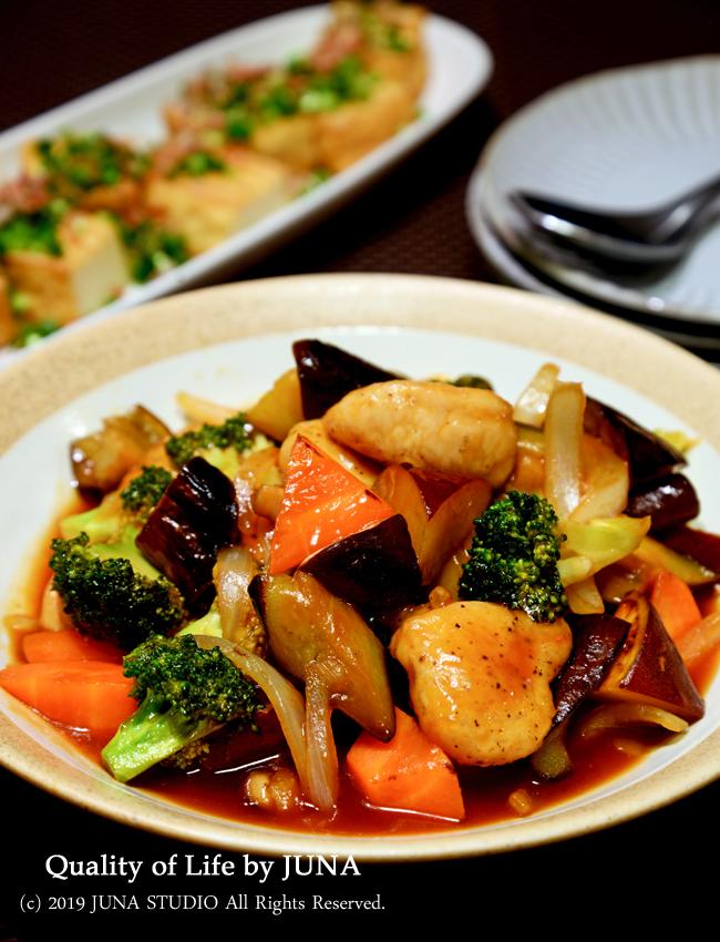 【ヘルシーレシピ】ささみで作る酢鶏