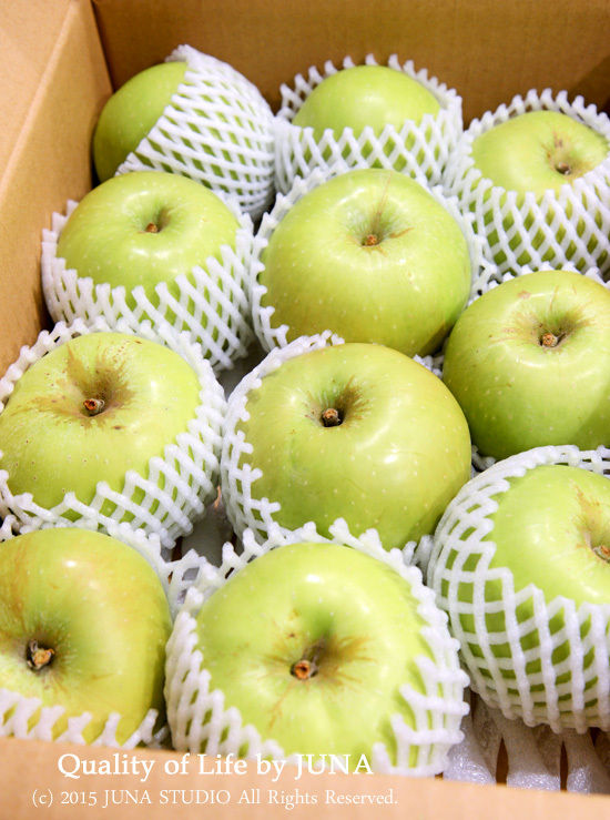 りんごいっぱい