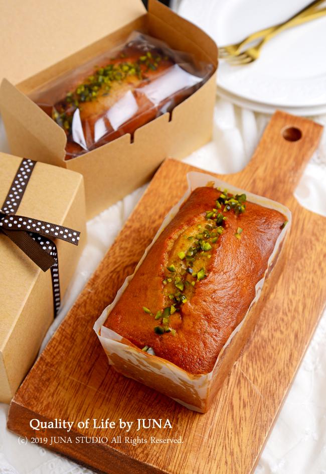 ふんわり&しっとり栗パウンドケーキ(めっちゃおいしいよっ♪)