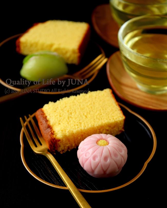 婦人科の通院日→久々に和菓子を買って帰る→ささみのから揚げと餃子の皮のチーズ焼き