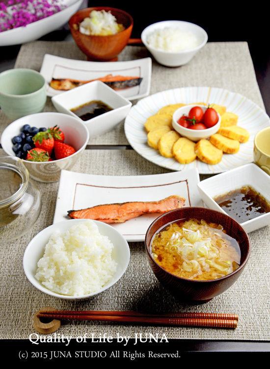 「みそ汁ーーーっ!」にこたえた朝食
