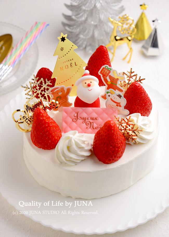 【cottaさんのプレゼント企画!】クリスマスケーキキットのプレゼントキャンペーンを開催中 私も作ってみたよ(≧▽≦)