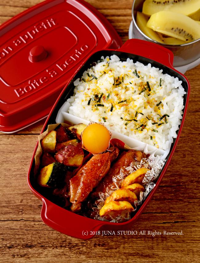 一目ぼれしたお弁当箱&今日のおべんと / 豆腐ハンバーグの夕ご飯