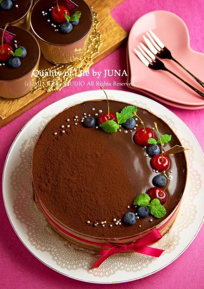 お菓子本に載っているバレンタインにおすすめのお菓子