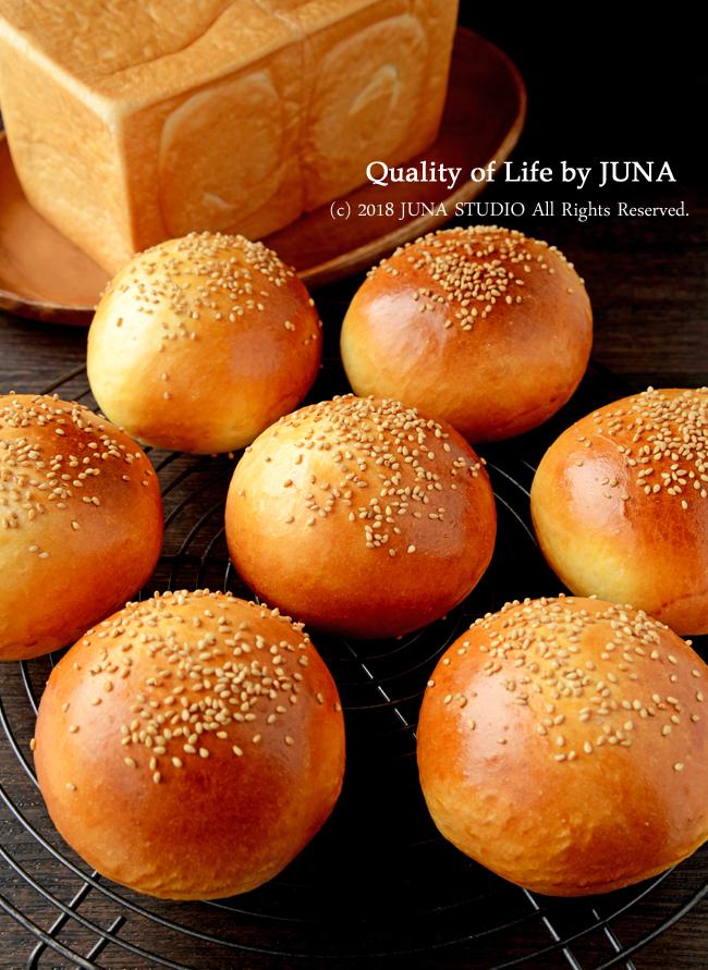 今日は無心でパンを焼いたよ(^-^)