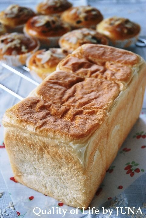 プルマン&チョコとくるみのうずまきパン