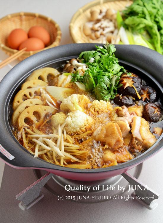 【ヤマサ連載】11月は鍋&おでんのレシピです。