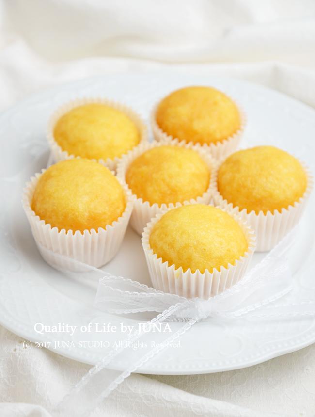 【バターなし・混ぜるだけ】しっとりメイプル蒸しパン(蒸し器なくてもOK)