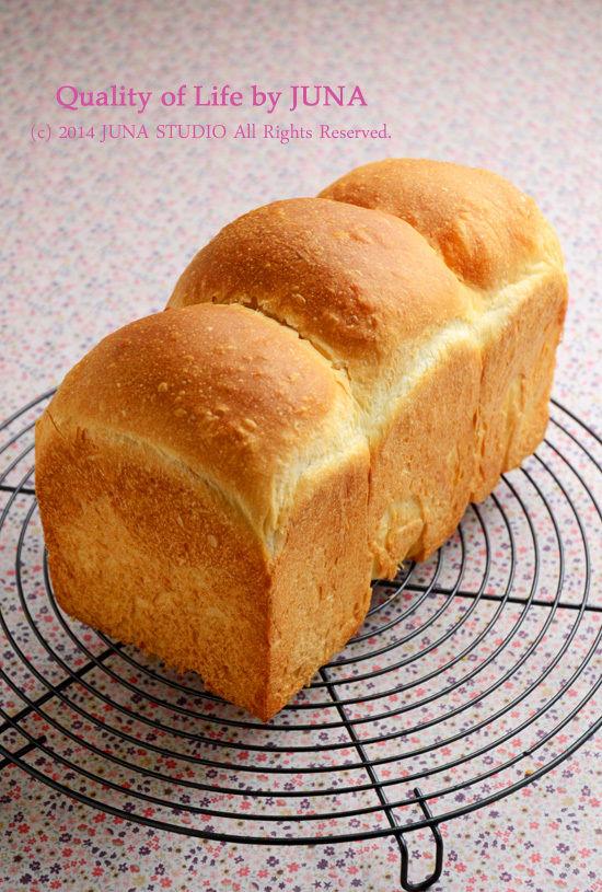 久々にパンを焼く・・・