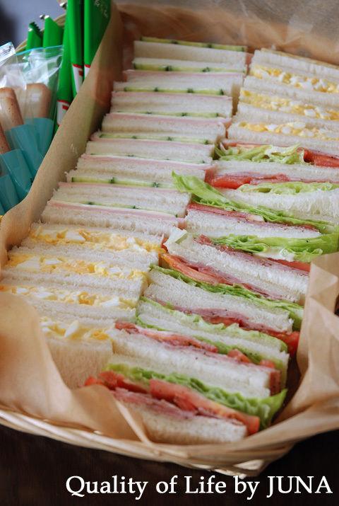 サンドイッチ など