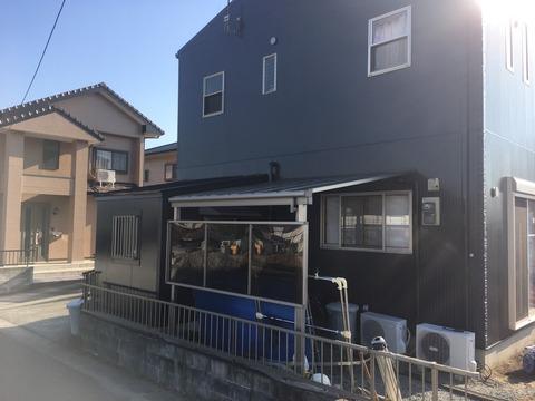大牟田市S様邸増築工事③