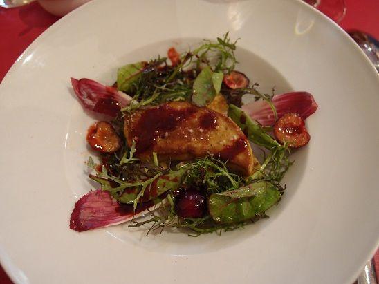 パリのレストラン2