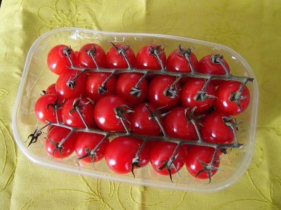 美味しいものトマト