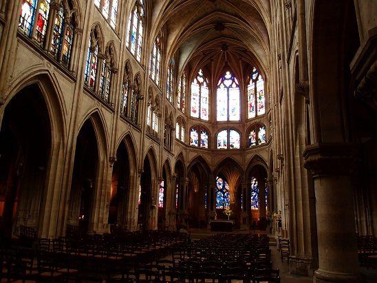 サンセヴラン教会