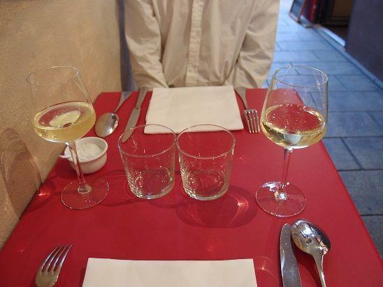 パリのレストラン1