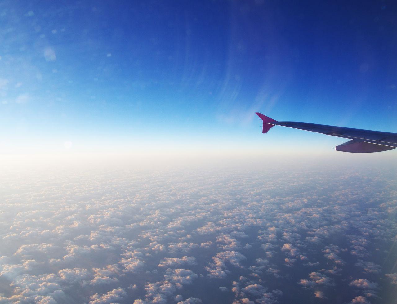 台北線の空