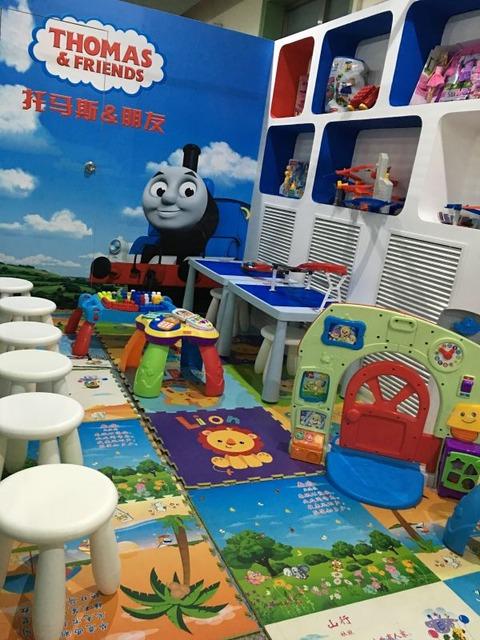 北京の小児病院が米玩具メーカー・マテルと提携