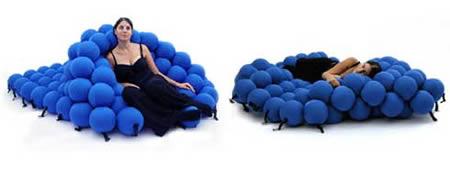分子ベッド