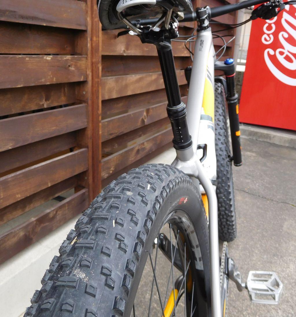自転車の シマノ 自転車 ギア グレード : 太いタイヤ : 岐阜県御嵩町の ...