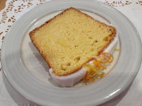ローズベーカリー オレンジレモンケーキ
