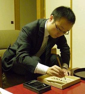 渡辺竜王の署名