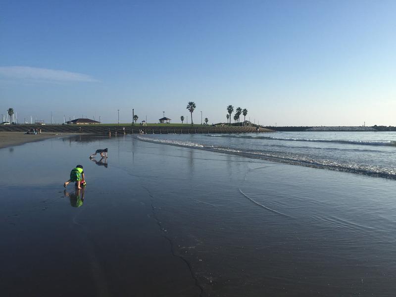 勝手に千葉の海岸BEST3|第3位 銚子マリーナ海水浴場