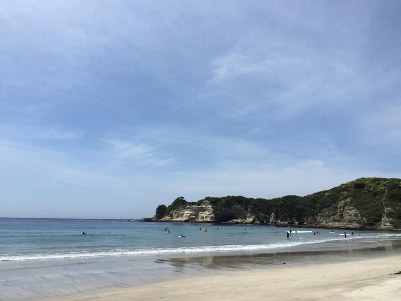 勝手に千葉の海岸BEST3|第1位 鵜原海岸