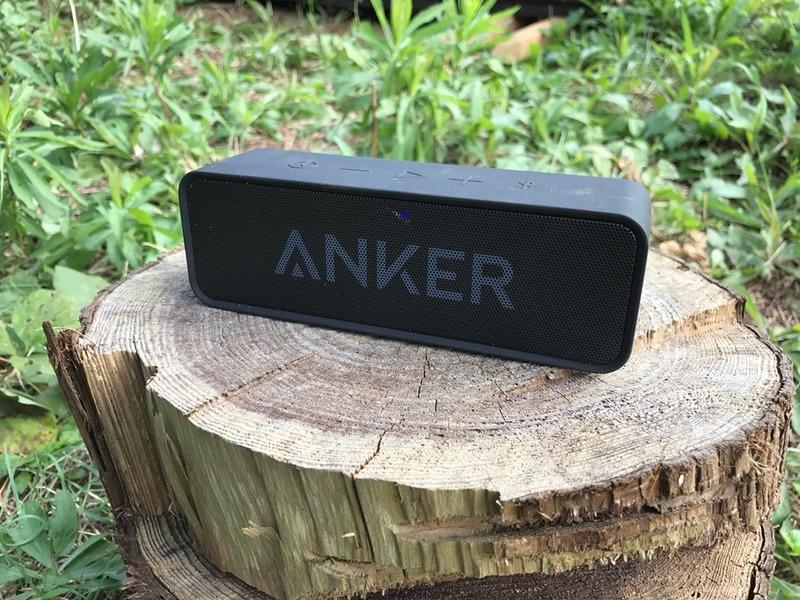 おすすめBluetoothスピーカー|Anker SoundCore