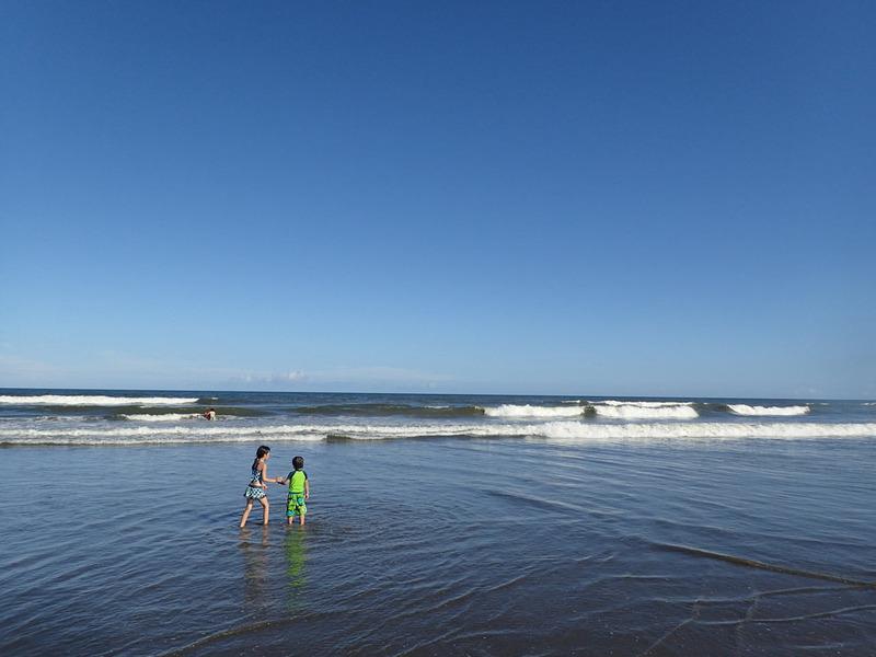 勝手に千葉の海岸BEST3|第2位 本須賀海岸