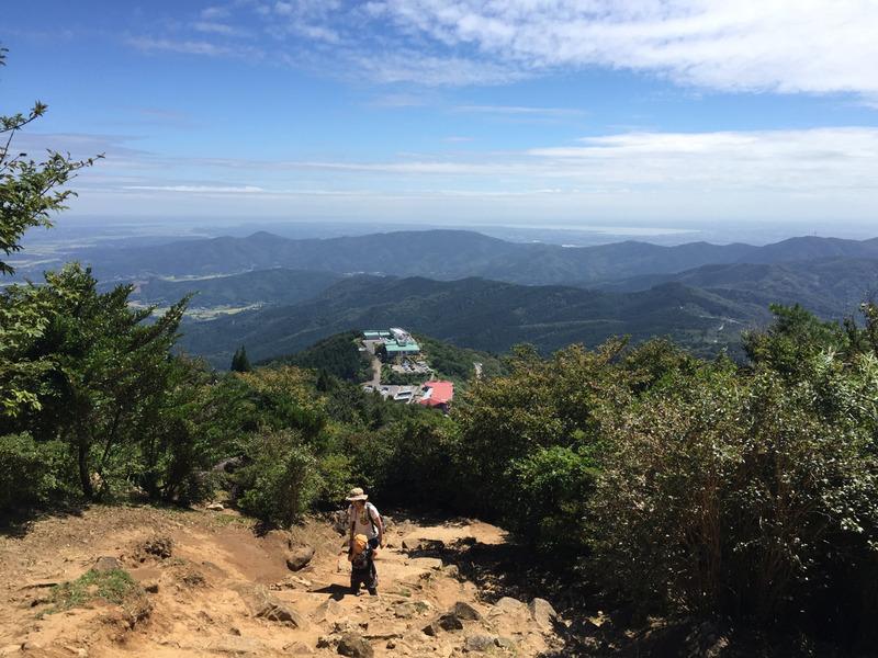 筑波山|はじめてのファミリー登山