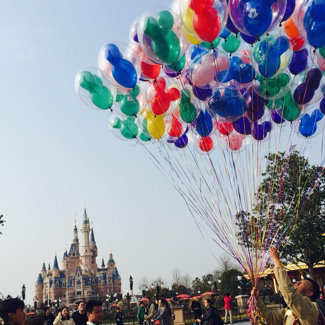 1泊2日 lcc 上海ディズニーランド旅行記 1 : どこかに行ったときにかくブログ