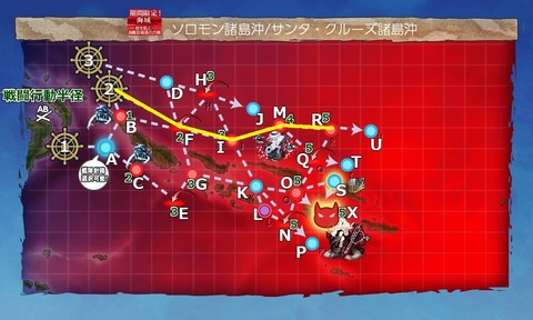 E7-2 ギミック水上艦隊