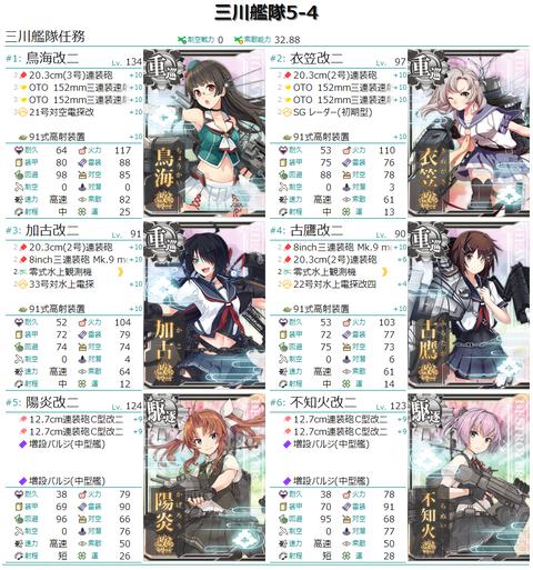 Desktop三川艦隊5-4