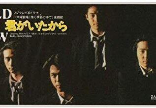 FIELD OF VIEW「君がいたから」サラッとレビュー【FIELD OF VIEW 25周年記念全シングルレビュー】