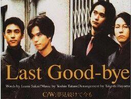 FIELD OF VIEW「Last Good-bye」サラッとレビュー【FIELD OF VIEW 25周年記念全シングルレビュー】