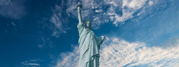 アメリカ自由の女神