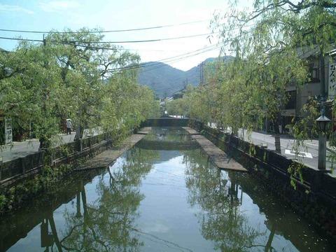 城崎温泉 景観 写真