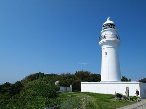 潮岬 灯台 写真