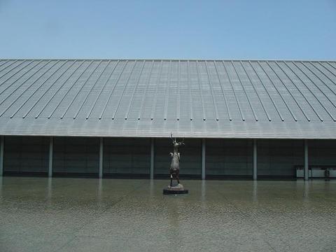 佐川美術館 水庭 写真