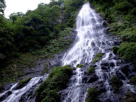 天滝 下からの写真